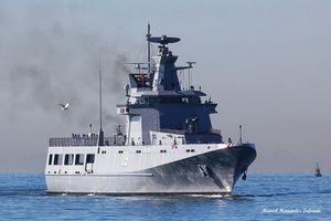 Khám phá sức mạnh chiến hạm tàng hình Brunei vừa đến thăm Việt Nam