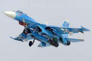 Bí ẩn chiến đấu cơ Nga được giao nhiệm vụ bảo vệ S-300 Syria trước đòn tấn công từ Israel
