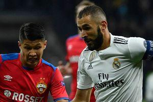 Real Madrid thua sốc, Bayern Munich gây thất vọng nặng nề