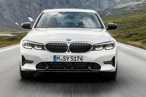 BMW 3 Series 2019 ra mắt, đối đầu Mercedes C-Class và Audi A4
