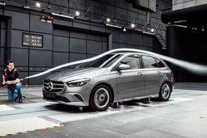 Mercedes-Benz B-Class 2019 ra mắt, nâng cấp nhiều công nghệ