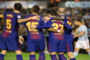 Barcelona trở thành đội bóng đầu tiên vượt 1 tỷ USD doanh thu