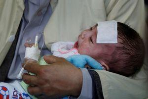 Hàng trăm trẻ nhập viện vì cúm A