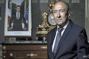 Bộ trưởng Nội vụ Pháp từ chức để tranh cử Thị trưởng Lyon