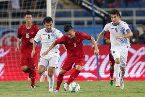 U23 Việt Nam sẽ được thi đấu trên sân nhà tại vòng loại U23 châu Á