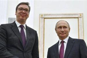 Tình hình Kosovo: Tổng thống Serbia sang Nga