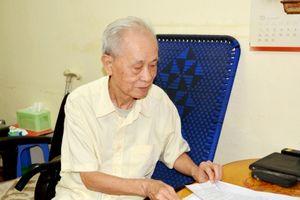 Nguyên Tổng Bí thư Đỗ Mười: Thủ trưởng tài đức và giản dị của chúng tôi