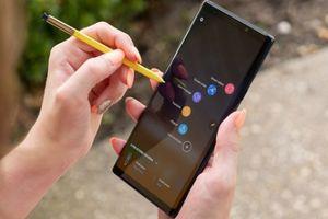 Samsung thu lợi nhuận kỷ lục vào quý 3