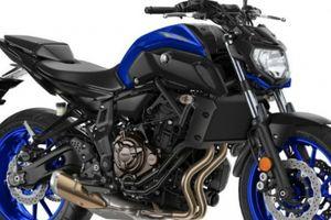 2019 Yamaha MT-07 giá 251 triệu đồng, chốt ngày về Đông Nam Á
