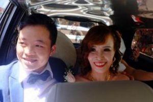 Sốt sình sịch clip 'phóng sự cưới' cô dâu 62 và chú rể 26 tuổi ở Cao Bằng