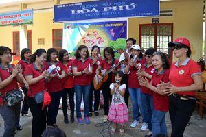 CLB từ thiện 'Nốt Nhạc Yêu Thương'