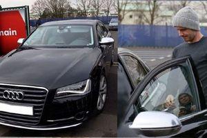 Ngoài xe ôtô Vinfast, David Beckham sở hữu siêu xe gì?