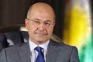Điều ít biết về tân Tổng thống Iraq xuất thân là người Kurd