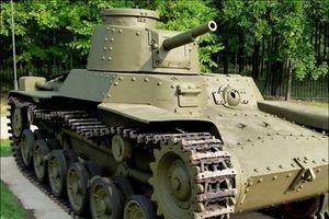 Chiến tranh Thế giới thứ hai: Xe tăng được làm bằng đinh tán