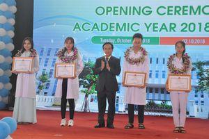 Khoa Y dược (ĐH Đà Nẵng) khai giảng năm học 2018-2019