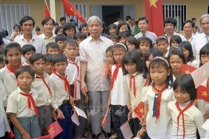 Cố Tổng Bí thư Đỗ Mười và những tư tưởng đổi mới giáo dục