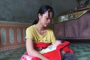 Tin tức mới nhất vụ mẹ trẻ 16 tuổi cầu cứu vì bị chồng đánh đuổi