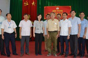 Đoàn đại biểu Quốc hội tỉnh Bắc Ninh tiếp xúc cử tri tại huyện Tiên Du