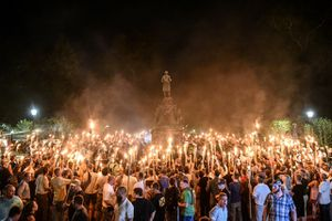 Mỹ bắt giữ 4 người liên quan tới cuộc biểu tình Charlottesville