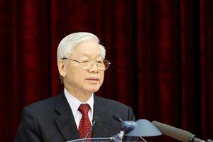 Hội nghị Trung ương 8 thống nhất cao giới thiệu Tổng Bí thư Nguyễn Phú Trọng để Quốc hội bầu làm Chủ tịch nước
