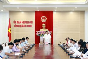 Quảng Ninh: Lãnh đạo tỉnh trực tiếp giải quyết vướng mắc cho doanh nghiệp