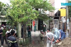 Hoảng loạn vì nhà trọ 3 tầng ở Đà Nẵng phát hỏa