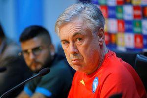 Champions League: HLV Ancelotti phản ứng việc phân công trọng tài bắt trận gặp Liverpool