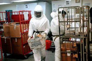Mỹ chặn bưu kiện nghi chứa chất độc gấp 6.000 lần cyanide gửi tới Tổng thống Trump