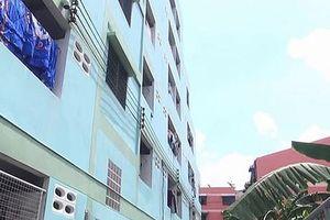 Bé trai nghi bị ném từ tầng 5 sống sót nhờ tàu lá chuối