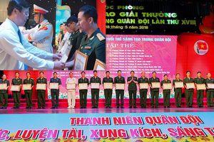 Sửa đổi quy chế, tổ chức hoạt động Giải thưởng TTST trong Quân đội