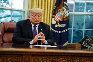 Tổng thống Trump nhận được phong bì thư chứa chất kịch độc