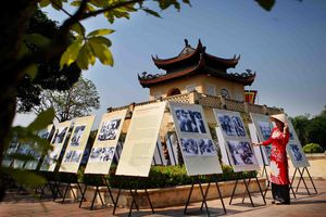Sống lại khoảnh khắc lịch sử của Hà Nội ngày giải phóng