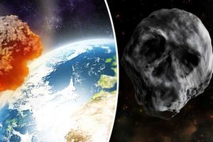 Trái Đất sẽ như thế nào khi sao chổi đầu lâu sẽ ghé sát sau Halloween?