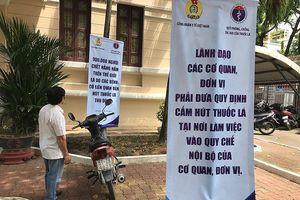 61/63 tỉnh thành có Ban chỉ đạo Phòng chống tác hại thuốc lá