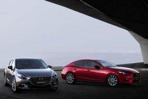 Thị trường ô tô tháng 10: Giá các mẫu xe ô tô Mazda cập nhật mới nhất