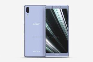 Sony Xperia L3 rò rỉ: màn hình lớn, camera kép, cảm biến vân tay cạnh bên