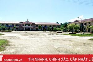 Trung tâm GDNN - GDTX Hương Khê: 'Nhà mới' khang trang, học sinh 'lác đác'!