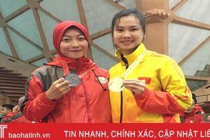 VĐV Pencatsilat Hà Tĩnh giành HCV Giải vô địch PencakSilat châu Á