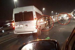 Lên Facebook cảnh báo chuyện thay lốp xe trên cầu Nhật Tân, vẫn bị ô tô tông chết