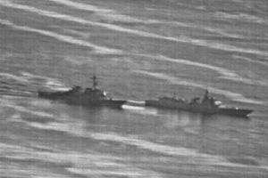 Úc quan ngại 'chiến thuật hung hăng' của Trung Quốc trên Biển Đông