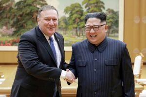 Ngoại trưởng Mỹ Pompeo trở lại Triều Tiên gặp nhà lãnh đạo Kim Jong-un