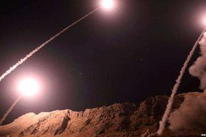 Iran tiêu diệt 40 thủ lĩnh IS trong cuộc tấn công tên lửa tại Syria