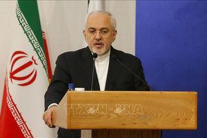 Iran cảnh báo nguy cơ bị đặt vào tình thế buộc phải rút khỏi JCPOA