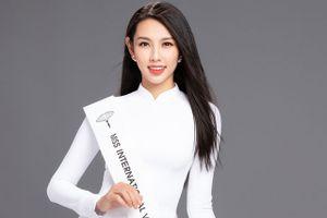 Hoa hậu Nhân ái Nguyễn Thúc Thùy Tiên bất ngờ được cử đi thi Miss International 2018 sau khi Á hậu Thúy An nhập viện
