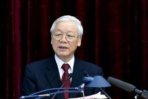 T.Ư giới thiệu Tổng Bí thư Nguyễn Phú Trọng để bầu Chủ tịch nước