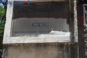 Công ty CP Tập đoàn điện tử công nghiệp Việt Nam luôn 'dẫn đầu' về nợ thuế