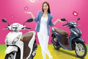 Honda VISION ra phiên bản mới tích hợp công nghệ tiên tiến