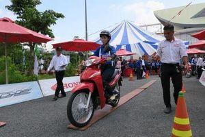 Honda phát động chương trình thanh niên với văn hóa giao thông