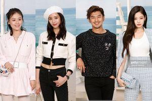 'Paris Fashion Week' ngày 8: Trương Quân Ninh, Jennie (Black Pink) quyến rũ bên 'chồng hờ' của Song Ji Hyo