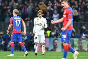 Không còn Ronaldo, Real Madrid bị hạ nhục đến khó tin